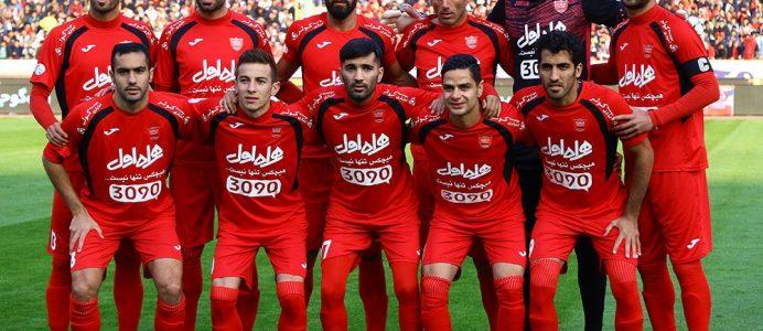 Persepolis Move Into Asia S Top Ten Teams