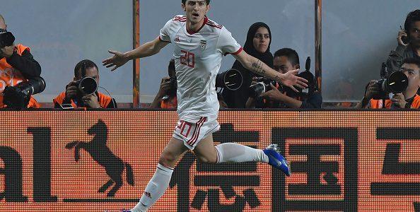 Wolves closing on deal for Rubin Kazan striker Serdar Azmoun