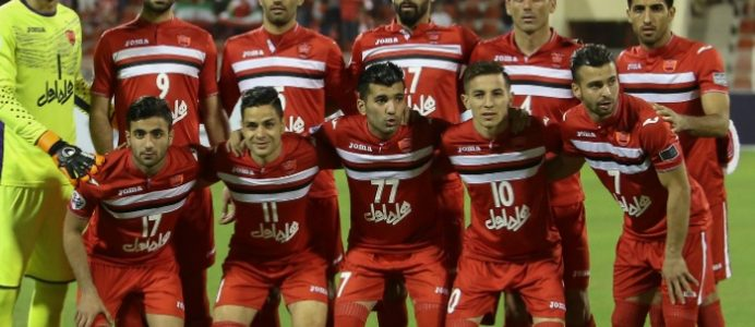 Persepolis Among Top 10 In Club Asia Rankings