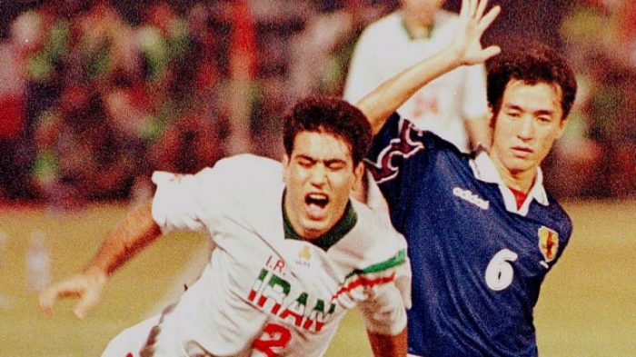 AFC: Classic qualifiers – Japan v IR Iran, 1997 [VIDEO]